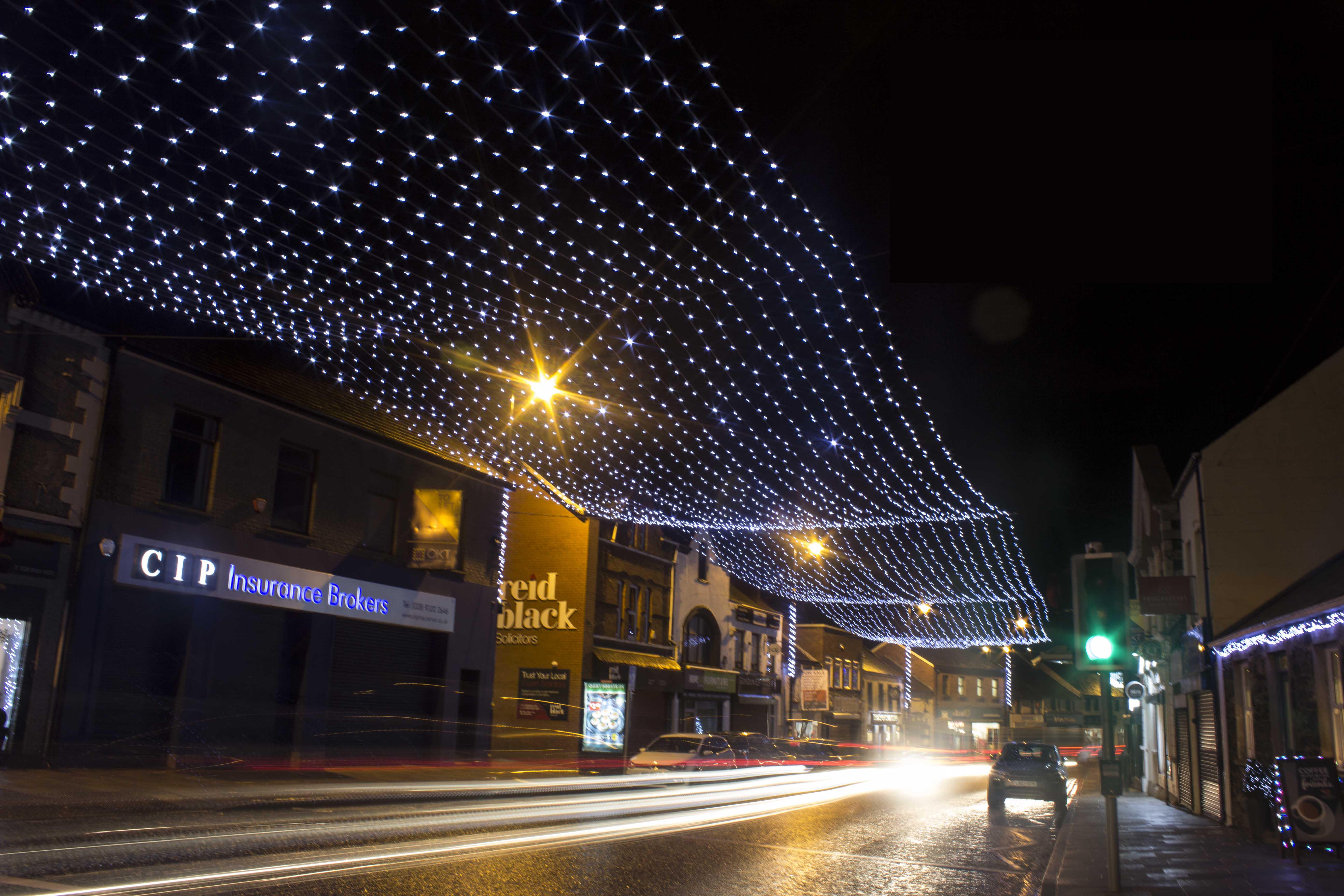 Antrim & Newtownards AJC lluminations