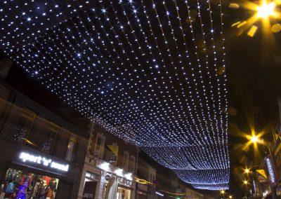 Antrim and Newtownabbey street Canopy