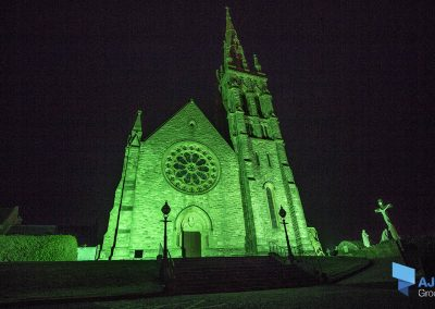 Global Green : St Patricks Cathedral